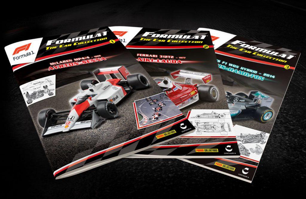 Verzamelwerk Formule 1