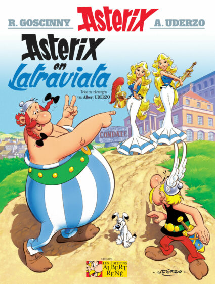 Asterix 31 En Latraviata