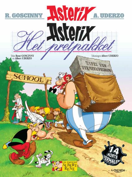 Asterix 32 Het Pretpakket