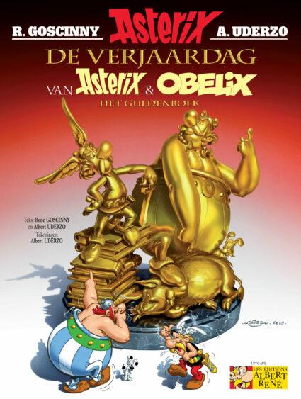 Asterix 34 De Verjaardag Van Asterix