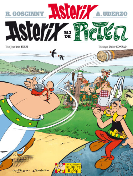 Asterix 35 Asterix Bij De Picten