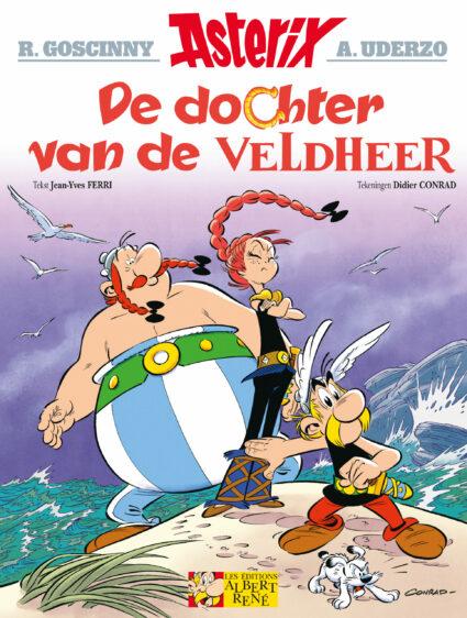 Asterix 38 De Dochter Van De Veldheer 1