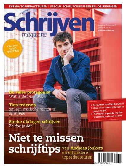 Schrijven Cover