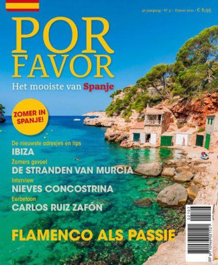 Por Favor Cover