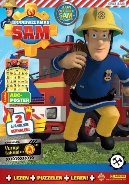 Brandweerman Sam Cover