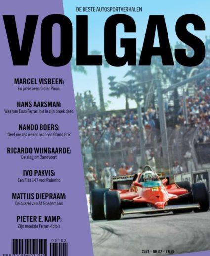Volgas Cover