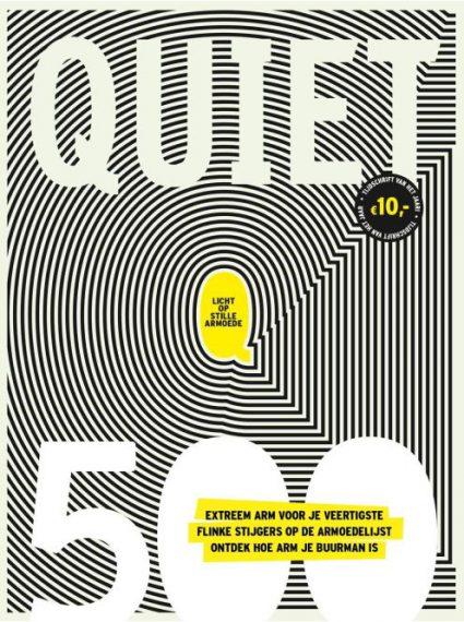 Quiet500 Cover