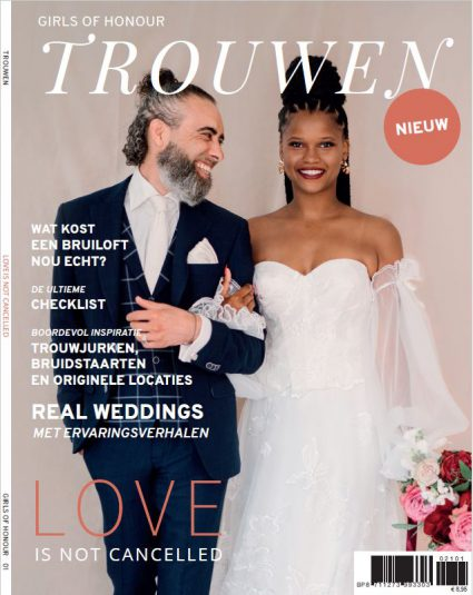 Trouwen Cover